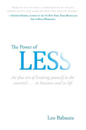 book-the-power-the-fine-art-limiting-essential-in-business-life